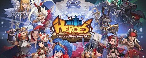 WITH HEROES(ウィズヒーローズ)攻略