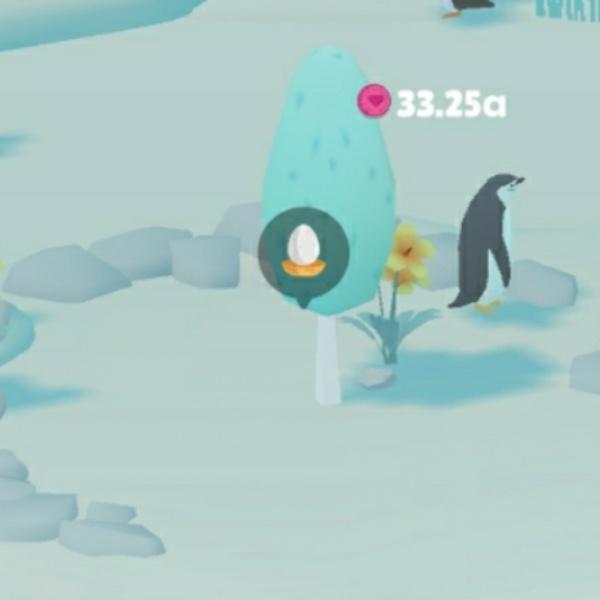 オフライン 島 補償 の ペンギン